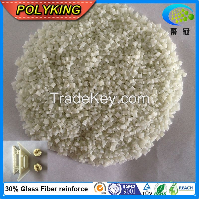 Modified reinforced polyamide PA6 gf30 nylon  plastic granules with a factory price
