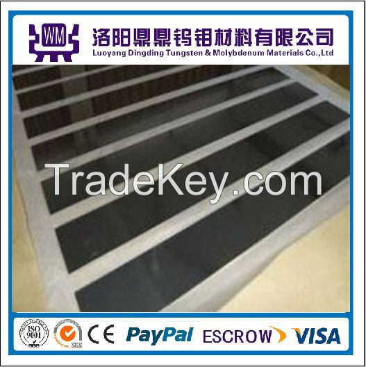 Best Price Annealed Tungsten Foils with 0.1mm for Sale Manufacturer in China