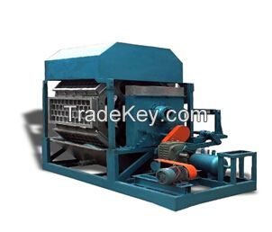 Egg Tray Machine waster paper Automatic egg tray machine with high qua