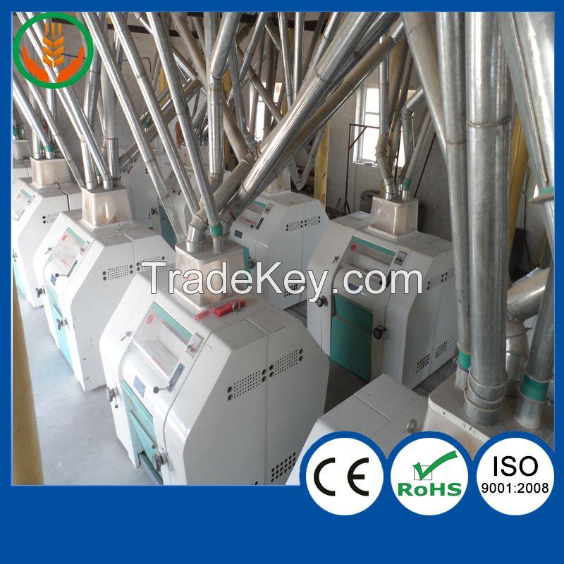 wheat/corn/maize flour milling machine