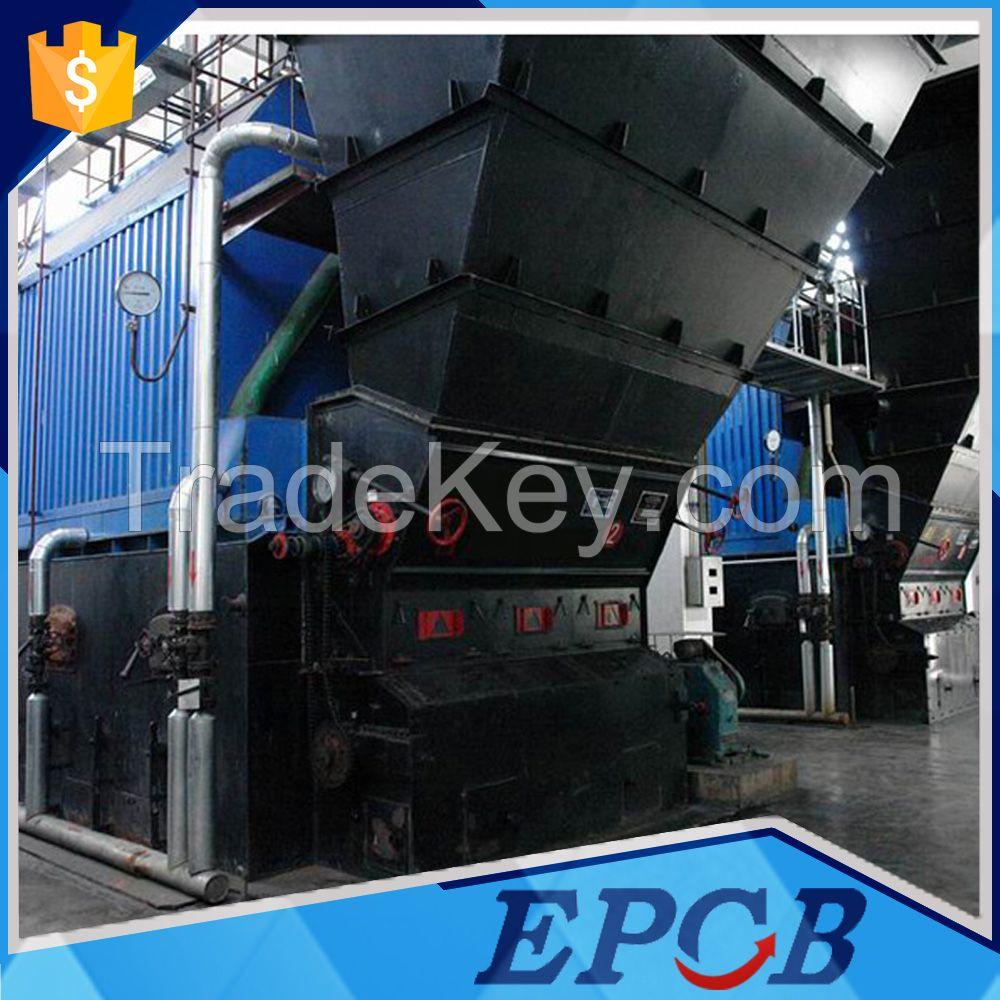 Chain Grate Industrial Coal Steam Boiler