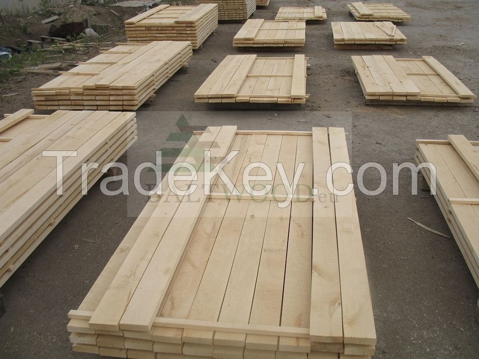 Great Quality Edged White Birch Boards