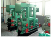 Hydraulic withdrawal and straightening machine for contious casting machine