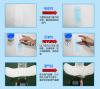 Ultra thin OEM America imported fluff pulp lady women sanitary napkin pad