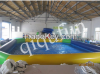 colorful swimming pool