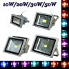 RGB LED Flood Light 10...