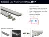 Led Aluminum Profiles,...