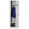 Lockable steel cabinet...