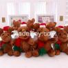 Christmas music elk dolls