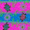 Dolphin Batik Design C...