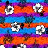 Hibiscus flower design...