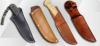 hunting knife leather ...