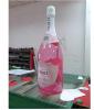 PVC inflatable advertising bottles