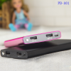 Power bank 2017 ! portable Super  Power mobile Bank For iPhone ,Samsung and All Smartphone