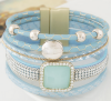 MultiLayer Beaded Leat...