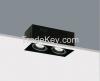 LED ceiling grille rec...