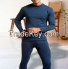 men Bamboo fiber therm...