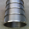 Wedge wire filter scre...