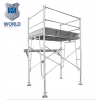 Frame scaffolding syst...
