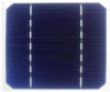 P-type monocrystalline silicon battery cell (125)
