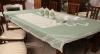 Natural linen tablecloth