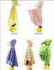 kids raincape