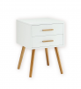 2-Drawer End Table