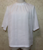 lady woven top/shirt