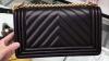 genuine leather black ...