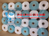 Outdoor Used Blue Paper Taped Masking Film
