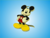 Mickey Mouse Alloyed M...