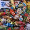 Russian sweets, chocol...