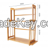 3 Tiers Bamboo Wood Sp...