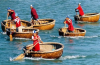 Bamboo Boats, Bamboo Coracle, Mini Coracle Boats From Vietnam