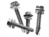 Screw, Pop Rivet, Bolt and Nut, Neoprene Washer, White Nylon Washer, EPDM washer
