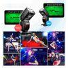 Sidande DF800 TTL Flash Speedlite for Canon DSLR Digital Cameras with Standard Hot Shoe