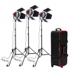 800W warm light red he...
