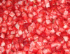 Frozen Strawberry Dices