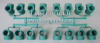 PPRC pipe fitting mold...