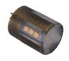 Brass housing G4 LED bulb
