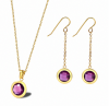 Jewelry Set Gemstone N...