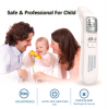 2019 newest medical thermometer smart thermometer with magnetic probe cover
