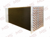 Nickel Copper Fin Heat Exchanger
