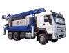 PDTHR-350 Truck Mounted Drilling Rig