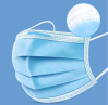 3 Layer Disposable Non-medical Children Mask Anti-Dust Kids Mask Baby Breathable Earloop Face Mask