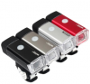 Bicycle light with 3W