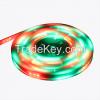 LED digital flexible strip lights