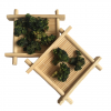China Ad Dried Vegetables Pure Dried Broccoli Top Grade