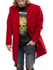customize warm winter Wind Coat Men youth unisex casual Overcoat long wool Trench Coat military
