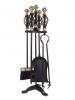 Metal Fireplace Tools,...